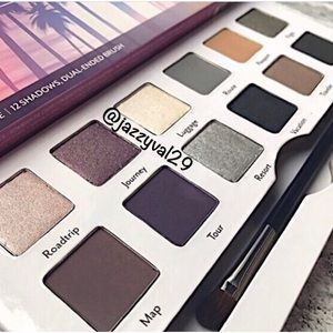 🌴Cargo Cosmetics GETAWAY Eyeshadow Palette🌴
